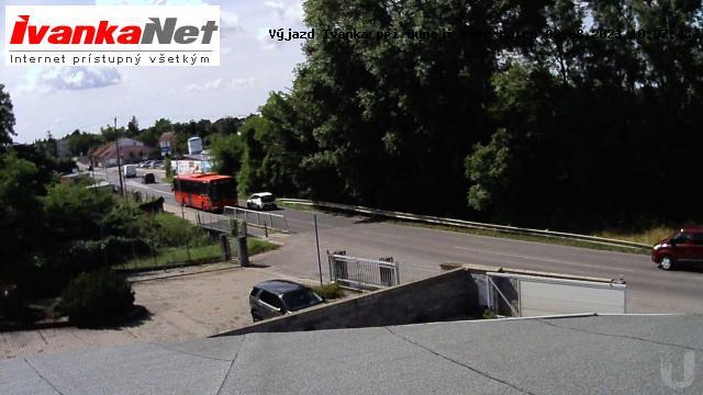 webkamera - smer Tesco